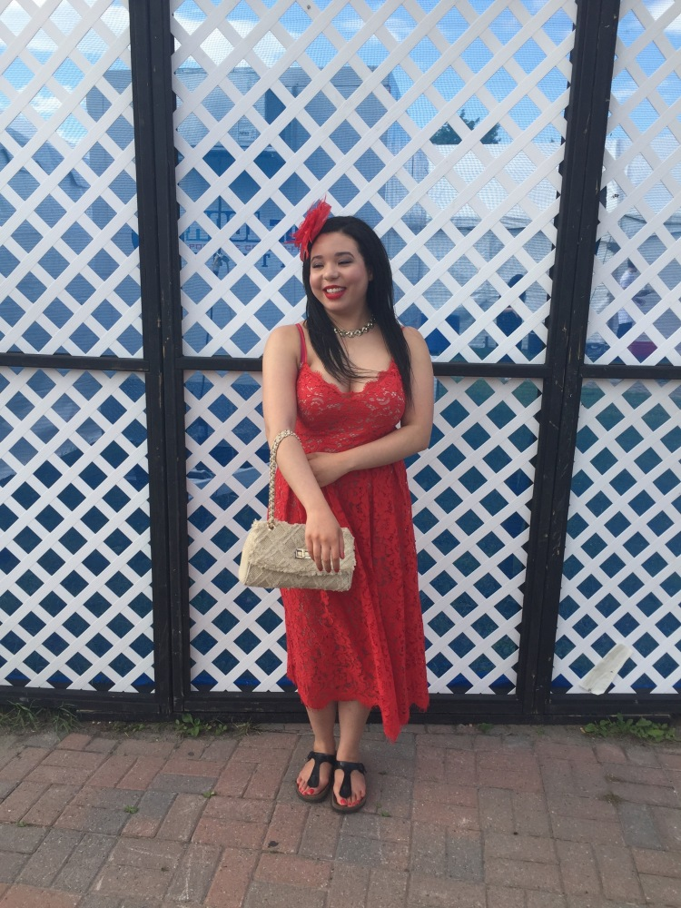 Style-with-Amanda-Red-Lace-HM-Dress-Cream-Quilted-Bag-Le-Chateau-Birkenstocks-Sephora-Red-Cream-Lip-Stain-Red-Nail-Polish-21